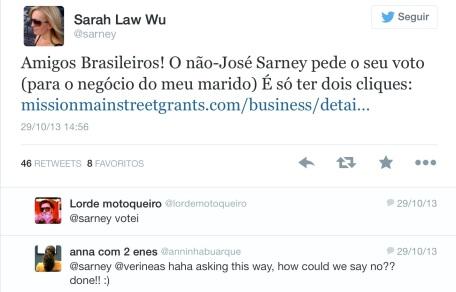 vote sarney